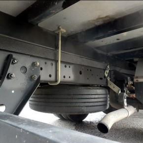 三菱キャンター ロングアルミバン c15 290x290