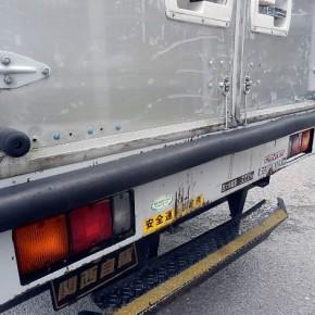 三菱キャンター ロングアルミバン c22 290x290