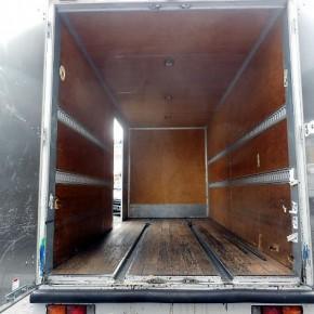 三菱キャンター ロングアルミバン c9 290x290