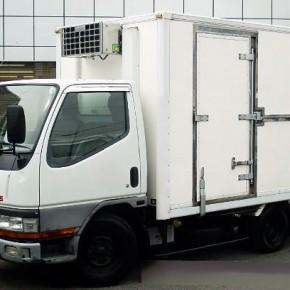 キャンターガッツ 中温冷蔵冷凍庫を中古車リース CA1 290x290