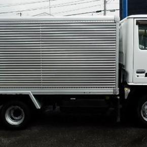 日産 アトラス 保冷バン 1.3トン ガソリン AT a11 290x290