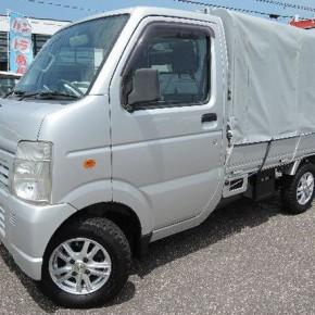 キャリィ トラック 4WDを中古車リース carry1 290x290