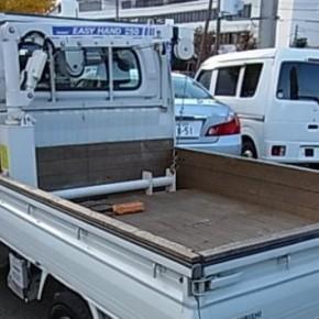 ミニキャブ 簡易クレーン 4WDを中古車リース mc13 290x290