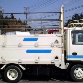 資源ゴミ・空き缶・ペットボトル回収車 at4 290x290