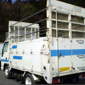 資源ゴミ・空き缶・ペットボトル回収車 at6 290x290