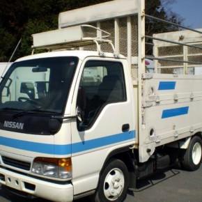 資源ゴミ・空き缶・ペットボトル回収車 at7 290x290