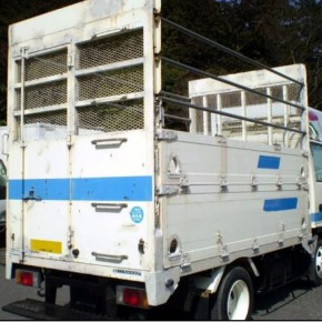 資源ゴミ・空き缶・ペットボトル回収車 at8 290x290