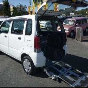 格安福祉車リース 車椅子送迎車 スローパー ws6 290x290