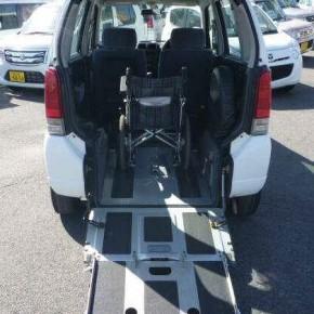 格安福祉車リース 車椅子送迎車 スローパー ws7 290x290