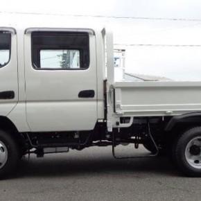 『 未使用車 』デュトロ Wキャブ高床 dw4 290x290