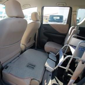 『 福祉車リース 』ラクティス スローパー r9 290x290