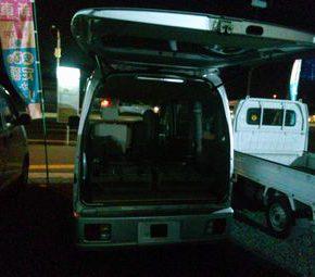 【 宅配車リース 】エブリィバン AT cce 290x255