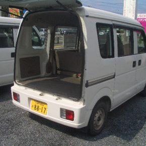 【 即納 中古車リース 】エブリ AT 宅配車ベース CIMG0767 1 290x290