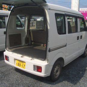 【 即納 中古車リース 】エブリ AT 宅配車ベース CIMG0768 1 290x290