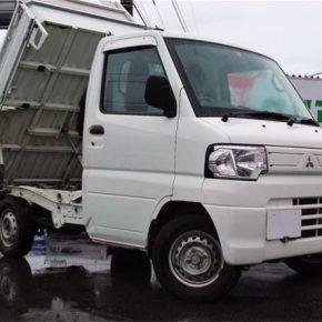 【 中古車リース 】ミニキャブダンプ 4WD m1 290x290