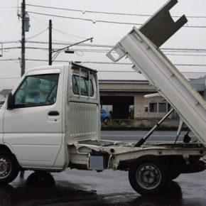 【 中古車リース 】ミニキャブダンプ 4WD m13 290x290