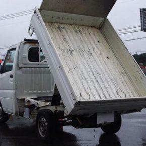 【 中古車リース 】ミニキャブダンプ 4WD m7 290x290