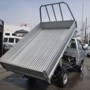 【 中古車トラックリース 】ダンプ dump4 290x290