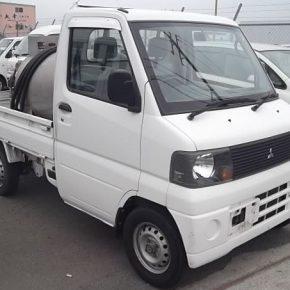 【 中古車リース 】軽トラ タンクローリー車 mini1 290x290