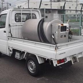 【 中古車リース 】軽トラ タンクローリー車 mini2 290x290