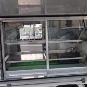 【 中古車リース 】軽トラック 冷凍移動販売車 c11 290x290