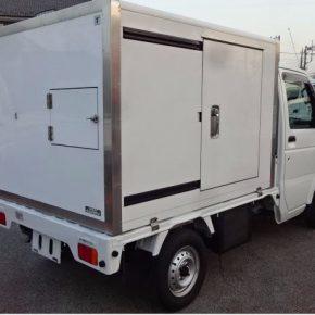 【 中古車リース 】軽トラック 冷凍移動販売車 c2 290x290