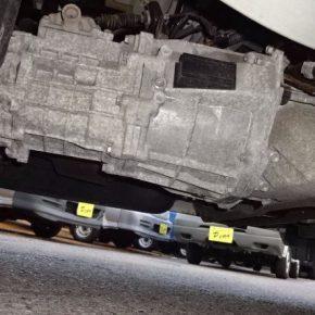 【 中古車リース 】軽トラック 冷凍移動販売車 c26 290x290