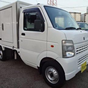 【 中古車リース 】軽トラック 冷凍移動販売車 c3 290x290
