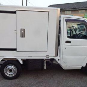 【 中古車リース 】軽トラック 冷凍移動販売車 c5 290x290