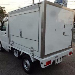 【 中古車リース 】軽トラック 冷凍移動販売車 c6 290x290