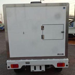 【 中古車リース 】軽トラック 冷凍移動販売車 c7 290x290