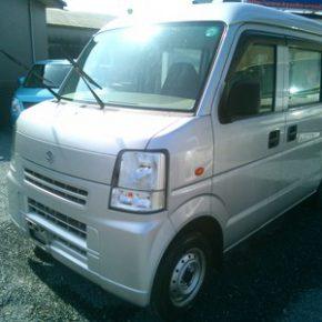 【 中古車リース 】スズキ エブリィ PA s KIMG0463 290x290