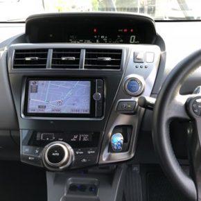 【 中古車リース 】営業車にハイブリッド プリウスアルファ  s IMG 0366 290x290
