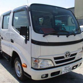 【 中古車リース 】トヨタ トヨエース ダブルキャブ IMG 0037 290x290
