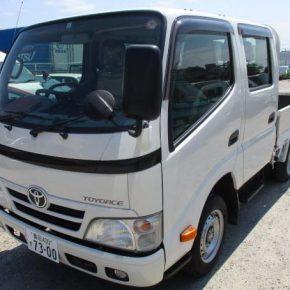 【 中古車リース 】トヨタ トヨエース ダブルキャブ IMG 0041 290x290