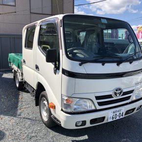 【 中古車リース 】トヨタ トヨエース ダブルキャブ s IMG 0185 290x290