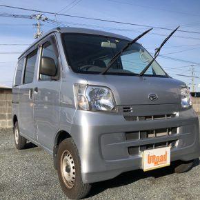 【 軽運送 宅配車リース 】ハイゼットカーゴ 架装済み s c3 290x290