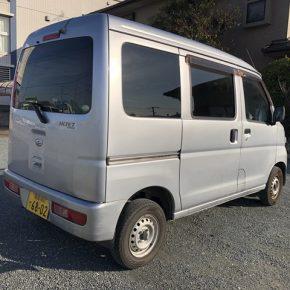 【 軽運送 宅配車リース 】ハイゼットカーゴ 架装済み s c4 290x290