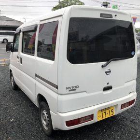 【 中古車リース 】軽運送・宅配・営業車 クリッパーバン s IMG 1040 290x290